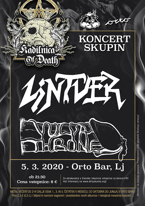 Kadilnica od Death: Lintver (Si), Vulvathrone (Si)