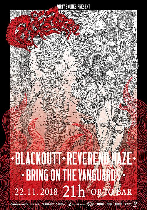 05 12 2019 - Eluveitie (Swi), Lacuna Coil (Ita), Infected Rain (Mol