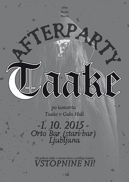 Taake Afterparty